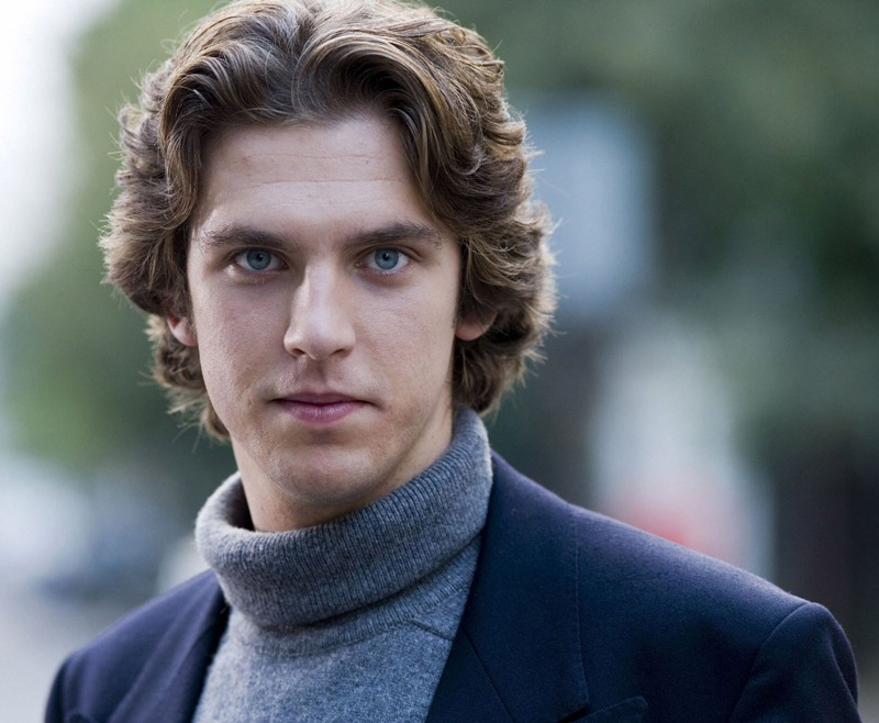 Stevens as Nick in [em]The Line of Beauty[/em]
