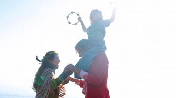 Fatherhood at the Beating Heart