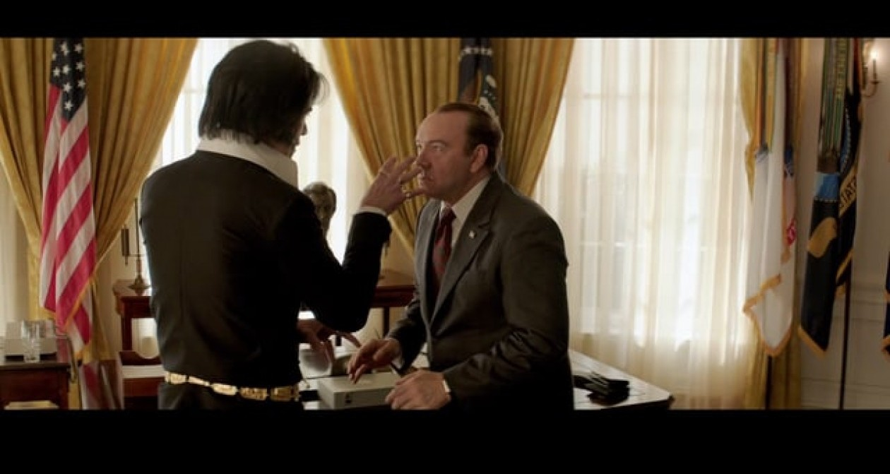 ELVIS & NIXON: Official Trailer