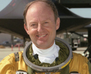 Rogers Eben Smith, NASA and NRC test pilot and RCAF pilot.