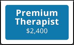 Premium Therapist* $2,400