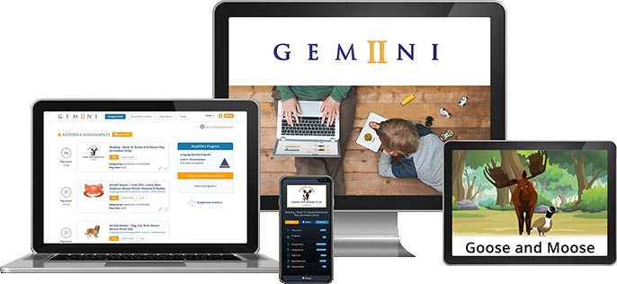 Gemiini program on devices