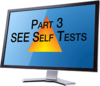 SEE Self-Tests - Part 3