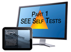 Enrolled Agent Exam iPad Package - Part 1