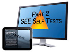 Enrolled Agent Exam iPad Package - Part 2
