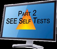 SEE Self-Tests Part 2