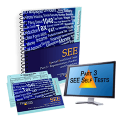 Enrolled Agent Exam Classic Package - Part 3