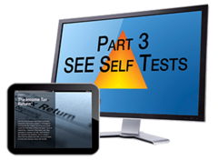 Enrolled Agent Exam IPad Package - Part 3