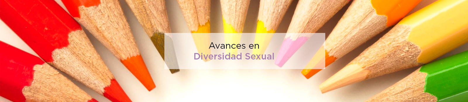 Diversidad sexual 2018