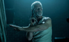 """This image released by Sony Pictures shows Stephen Lang in a scene from """"Dont Breathe."""" (Gordon Timpen/Sony/Screen Gems via AP)"""