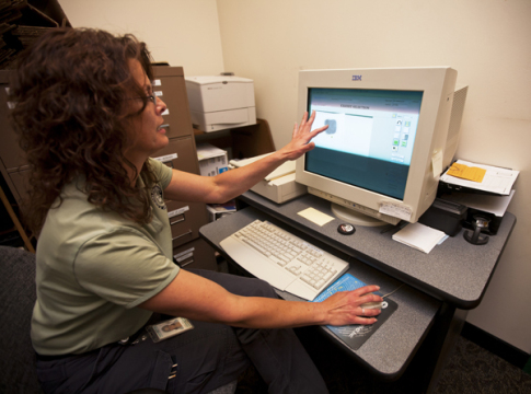 It's a whole new whorl for fingerprint experts - Aurora Sentinel