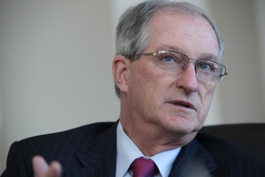 Aurora Mayor-elect Steve Hogan