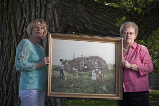 Sod House Picture