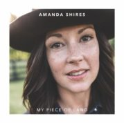 "This cover image released by BMG shows ""My Piece of Land,"" a release by Amanda Shires. (BMG via AP)"