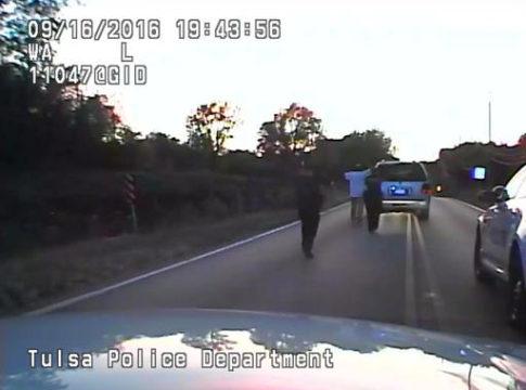 Police say Tulsa officer who killed man had stun gun