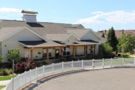New Dawn Memory Care in Auroran will welcome Radiant Senior Living as their new management company in a pair of celebrations Sept. 22-23. Courtesy photo