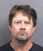 FILE - This Oct. 14, 2016 file booking photo provided by the Sedgwick County Sheriff's Office in Wichita, Kan., shows Patrick Stein. Stein is one of three members of a Kansas militia group who were charged Friday Oct. 14 with plotting to bomb an apartment building filled with Somali immigrants in Garden City, Kan. (Sedgwick County Sheriff's Office via AP, File)