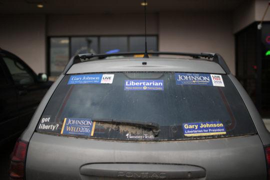 20160802-Libertarian-Commerce City, Colorado