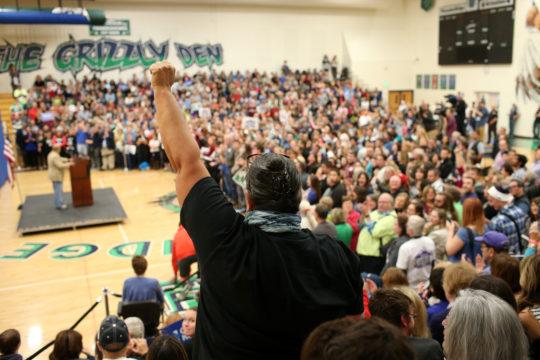 20161105-Carroll rally-Aurora, Colorado