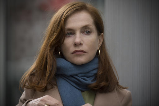 Film Review Elle