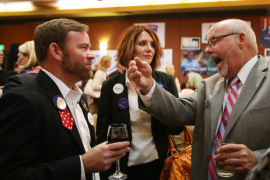 20161108-Election-Aurora, Colorado