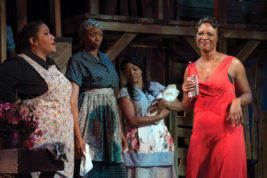 """Porgy and Bess"" is showing through Jan. 1 at Aurora Fox Arts Center, 9900 E. Colfax Ave. Tickets are $24-$37. Call 303-739-01970 or go to AuroraFoxArtsCenter.org for more information."