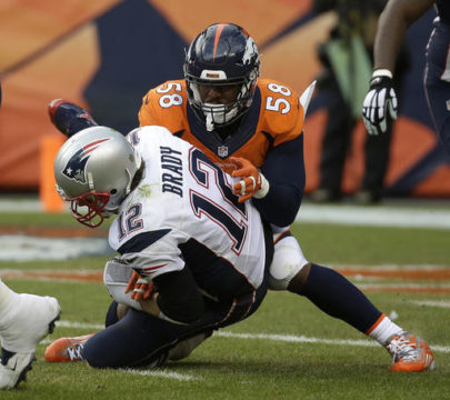 Inside the Numbers: Tom Brady's 2-7 Career Record in Denver