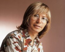 Promotional photo of John Denver courtesy of KBPS.