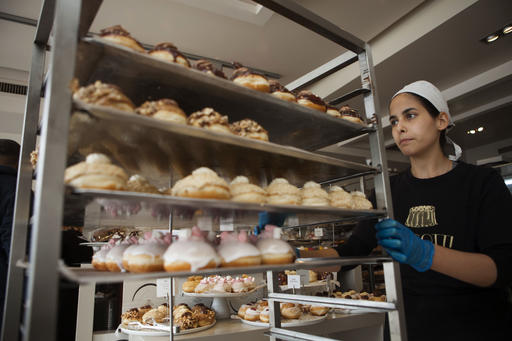 Israel Dumping The Doughnut