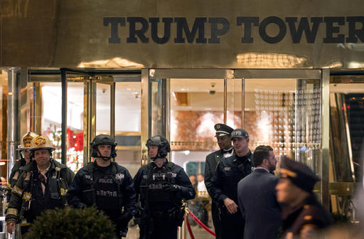 Trump Tower evacuated over suspicious bag filled with children's toys