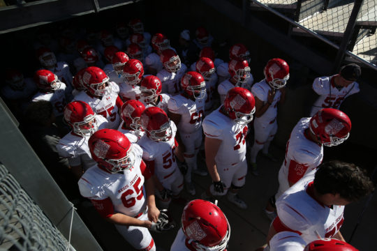 20161126-Regis Football-Golden, Colorado