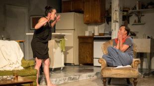 Karen Slack (Anna), Drew Horwitz (Larry) 2.web