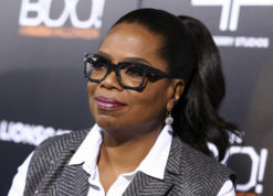 "FILE - In this Oct. 17, 2016, file photo, Oprah Winfrey attends the world premiere of ""BOO! A Madea Halloween"" in Los Angeles. Winfrey has been named a ""special contributor"" to CBS News' ""60 Minutes,"" announced Tuesday, Jan. 31, 2017. Winfrey will bring occasional reports to the newsmagazine starting fall 2017, when it begins its 50th season on the air. (Photo by John Salangsang/Invision/AP, File)"