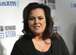 "FILE - In this Jan. 31, 2014, file photo, poses television personality Rosie O'Donnell attends ""Howard Stern's Birthday Bash,"" presented by SiriusXM in New York. On the heels of actress Melissa McCarthy's portrayal of White House Press Secretary Sean Spicer on ""Saturday Night Live,"" comedienne O'Donnell said she's available to play President Donald Trump's adviser Steve Bannon. On her Twitter feed Monday, Feb. 6, 2017, O'Donnell responded to suggestions that she play Bannon by saying ""available - if called I will serve."" (Photo by Evan Agostini/Invision/AP, File)"