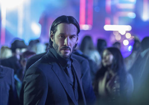Common Talks About Role In 'John Wick 2' Movie Out Friday