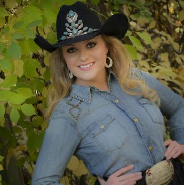 Kelsie Winslow, Miss Rodeo