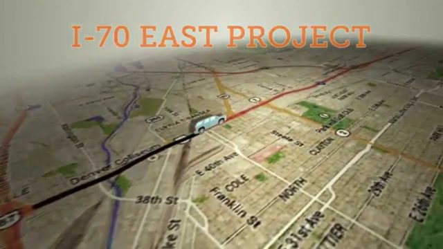 ROUGH ROAD AHEAD: Big I-70 project through Aurora aims to accommodate, though