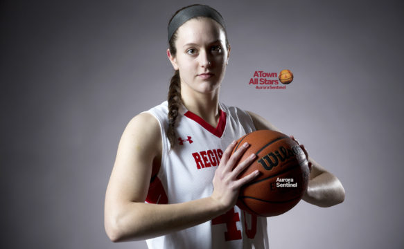 Regis Jesuit High School Noelle Cahill on Monday March 06, 2017 at Grandview High School. Photo by Gabriel Christus/Aurora Sentinel