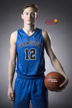 Grandview High School Ben Boone on Monday March 06, 2017 at Grandview High School. Photo by Gabriel Christus/Aurora Sentinel