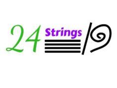 24 Strings Logo