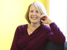 FILE - This file photo provided by NerdWallet shows Liz Weston, a columnist for personal finance website NerdWallet.com. (Dylan Entelis/NerdWallet via AP, File)
