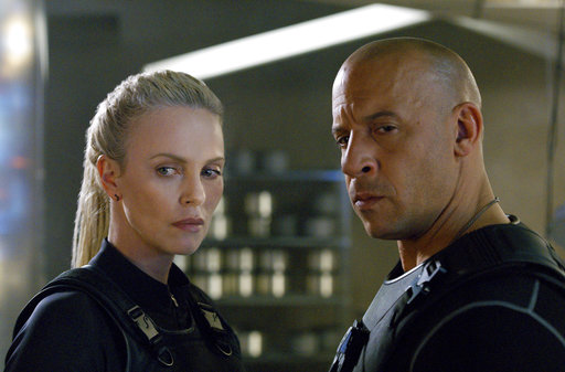 Cost of damage in 'Fast and Furious' movies totals over Dollars  500M