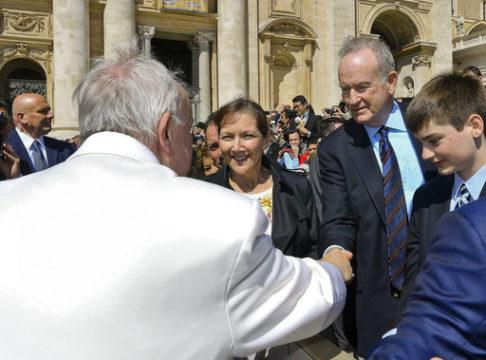 Vatican O'Reilly