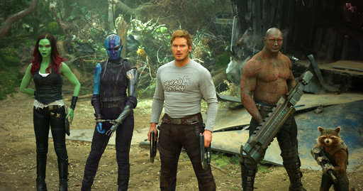 Rejected Concepts And Deleted Scenes From Guardians of the Galaxy Vol. 2