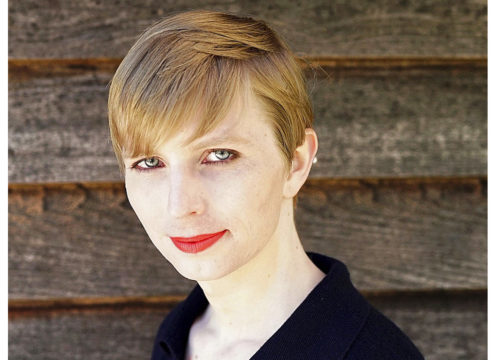 Newly freed Chelsea Manning: 'I'm figuring things out'
