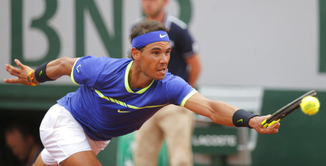 Rafael Nadal withdraws from the Aegon Championships — ATP Queen's