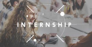 Internship Learning Career Preparation Concept