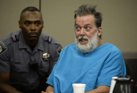Planned Parenthood shooting suspect still incompetent to stand trial, judge says