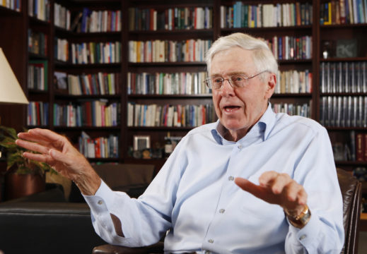 Campaign 2016 Koch Donors