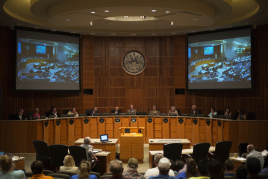 20160711-Aurora City Council Public Hearing for Rezoning Ordinance-Aurora, Colorado